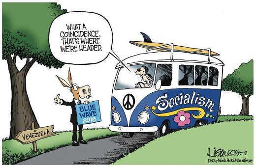 hitchhiker-blue-wave-headed-to-socialism-veneuela