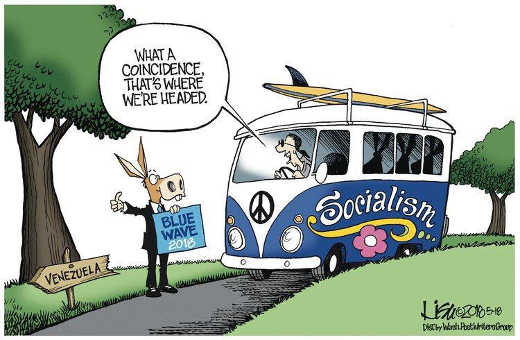 hitchhiker-blue-wave-headed-to-socialism-veneuela
