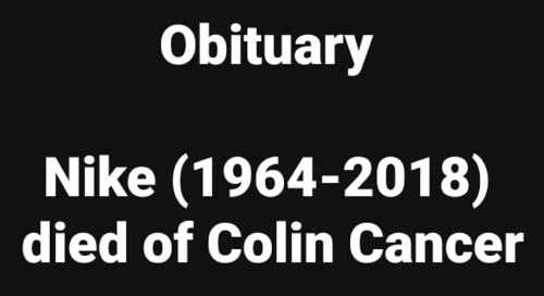 nike-obituary-died-of-colin-cancer