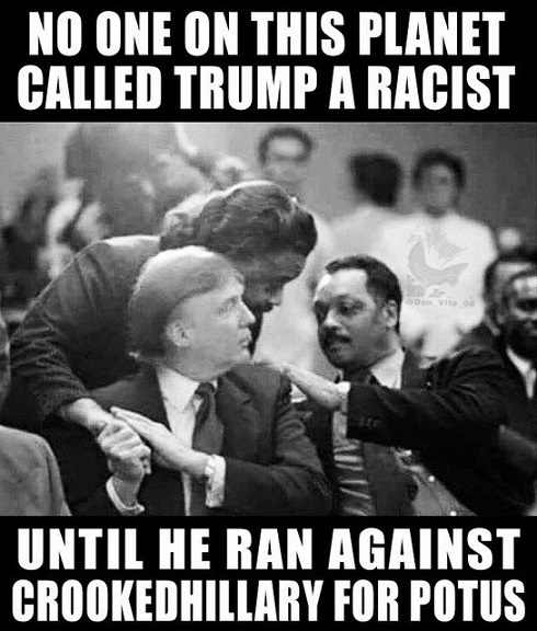 no-one-on-planet-called-trump-racist-until-ran-against-hillary-clinton-al-sharpton-jesse-jackson