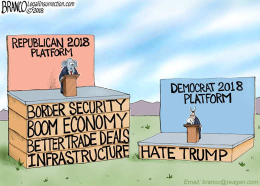 republican-vs-democrat-platform-2018