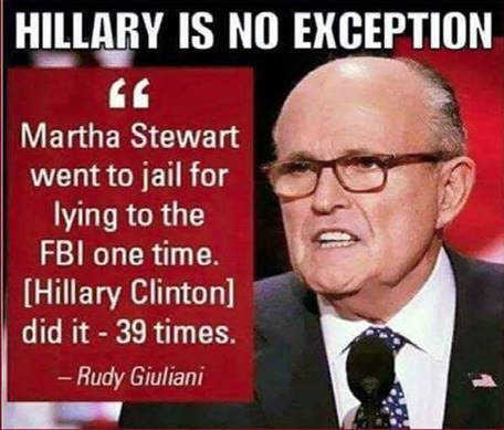 rudy-guiliani-martha-stewart-went-to-jail-lying-to-fbi-once-hillary-clinton-39-times-still-free