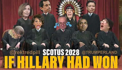 scotus-supreme-court-2028-if-hillary-had-won-presidency