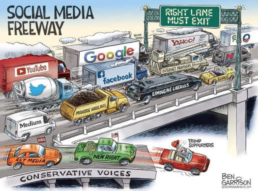 social-media-freeway-conservative-voices-ramp-removal-google-facebook-twitter-amazon