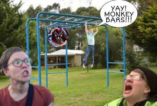 yah-monkey-bars-liberal-triggered-yay