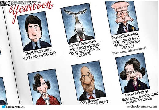 brett-kavanaugh-yearbook-feinstein-booker-blumenthal-democrats