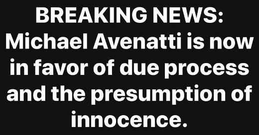 breaking-news-michael-avenatti-now-believes-due-process-presumption-of-evidence