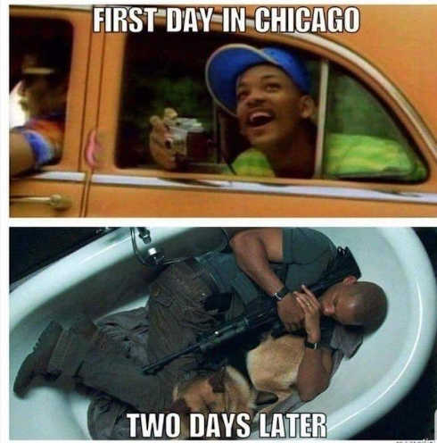 fresh-prince-first-day-in-chicago-two-days-later-bathtub-dog-rifle