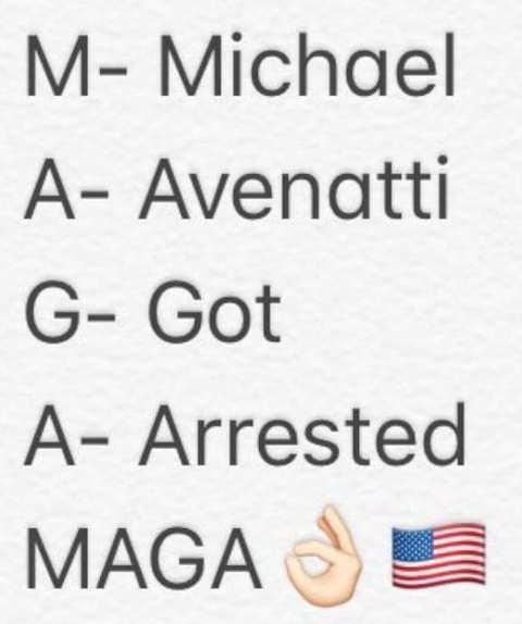 maga-michael-avenatti-got-arrested