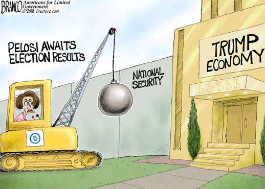 nancy-pelosi-awaits-election-results-wrecking-ball-national-security-trump-economy