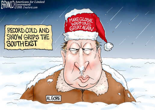 al-gore-make-global-warming-great again record cold climate change
