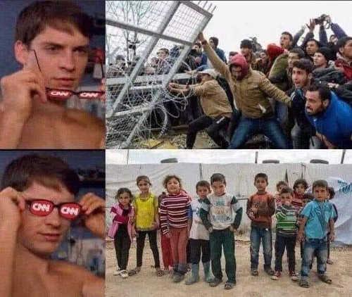 cnn glasses men stampeding border changes to children