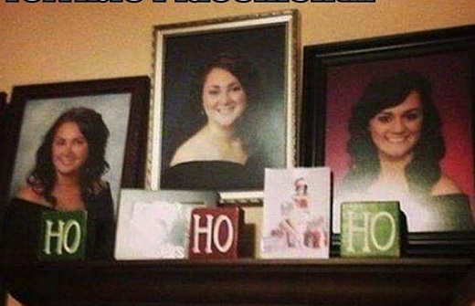 ho ho ho pictures placement