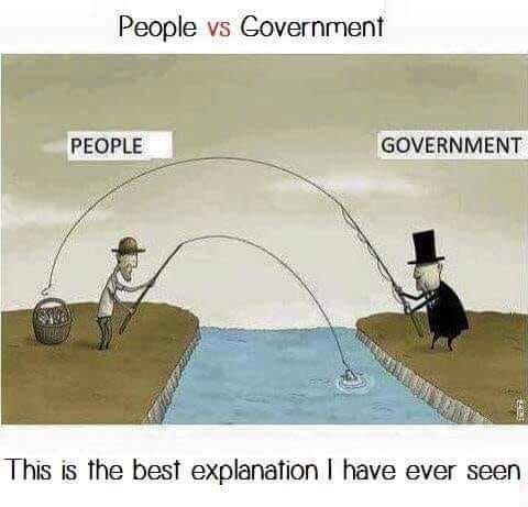 people vs government people fish government steals from your stash