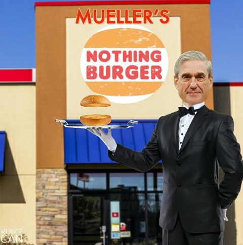 robert mueller big nothing burger russian investigation