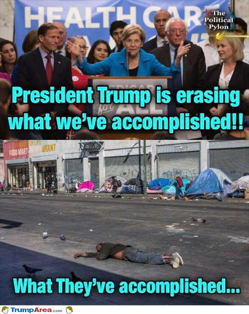 trump is erasing what liberals accomplished decay homelessness poverty