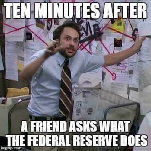 10 minutes after friend asks what federal reserve does always sunny in philadelphia