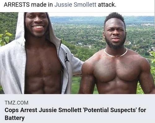arrests made in jussie smollett attack tmz