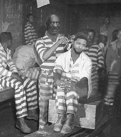 bill cosby jussie smollett prison