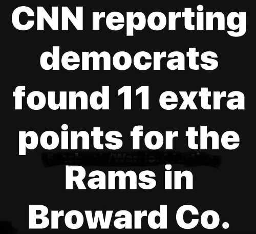 cnn reporting democrats found 11 extra points in broward county