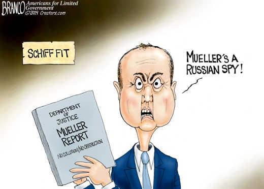adam schiff fit mueller a russian spy