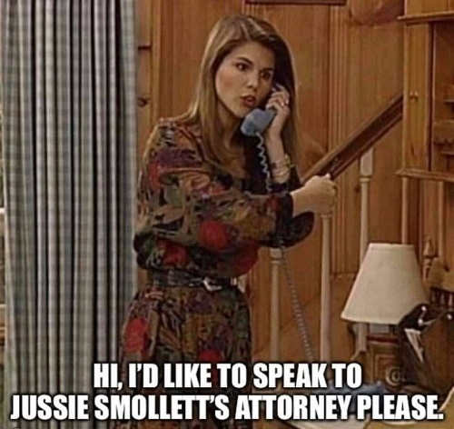 lori laughlin id like to speak to jussie smolletts attorney