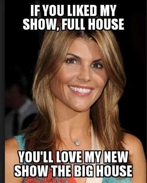 lori laughlin if you liked my full house show you'll the big house