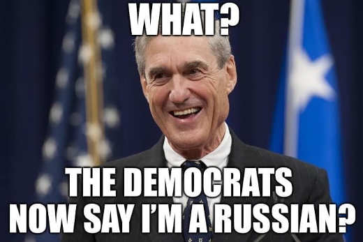 mueller democrats now say im a russian agent