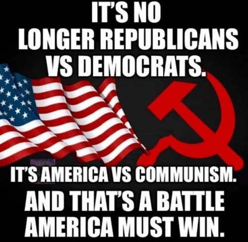 no-longer-democrats-vs-republicans its americans vs communists
