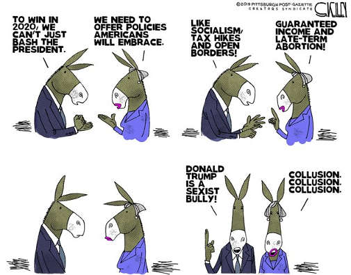democrats need to offer policies americans embrace socialism open borders high taxes