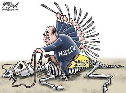 nadler mueller report dead horse