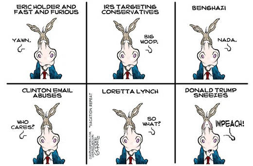 benghazi irs targetting eric holder clinton emails lynch media yamn trump sneezes impeach