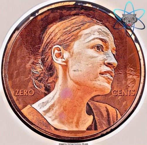 penny ocasio cortez no cents