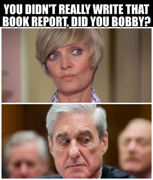 brady you didnt write that book report bobby mueller