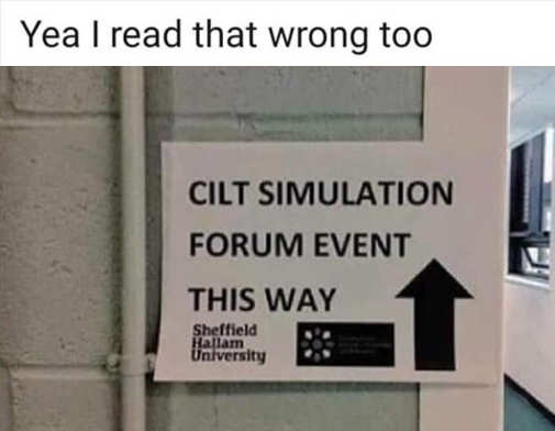 cilt simulation clit stimulation read that wrong