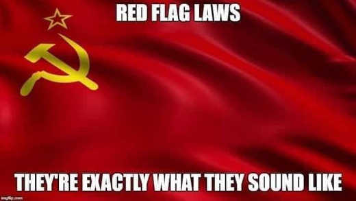 red flag laws exactly what they are soviet flag