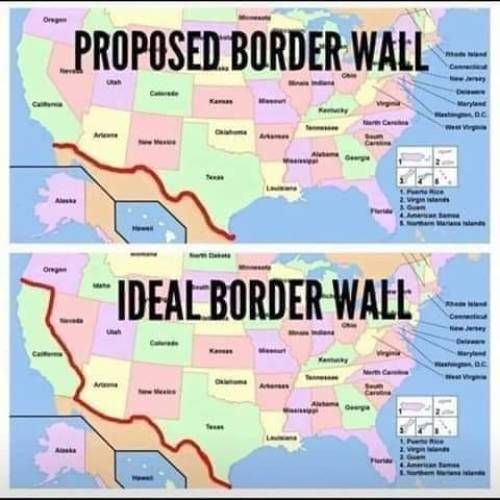 proposed border wall ideal one cut off california