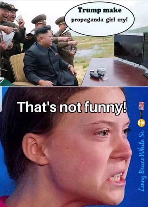 kim jong un trump make propaganda girl cry