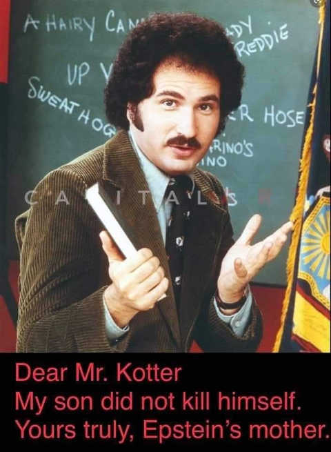 dear mr kotter my son didnt kill himself epsteins mother