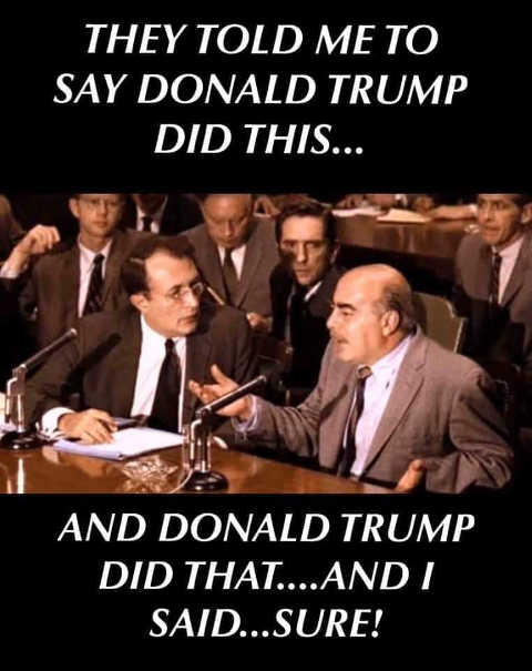 godfather 2 witness they told me to say about donald trump and i did