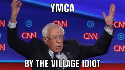 bernie sanders ymca by the village idiot