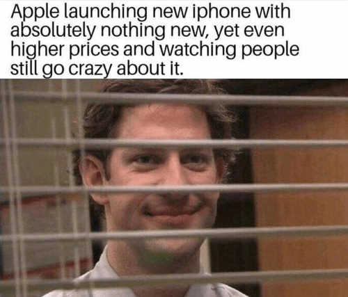 apple launching new iphone nothing new higher price