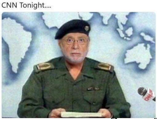 cnn tonight wolf blitzer as baghdad bob