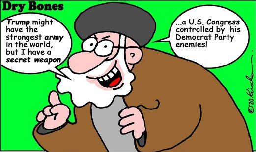 iran secret weapon democrats in us congress