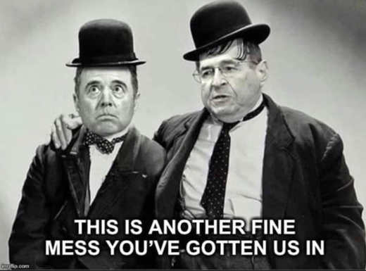 stan ollie this is another fine mess youve gotten us into nadler schiff