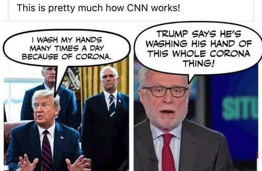 how cnn works wash my hands corona wolf blitzer washing hands of corona thing