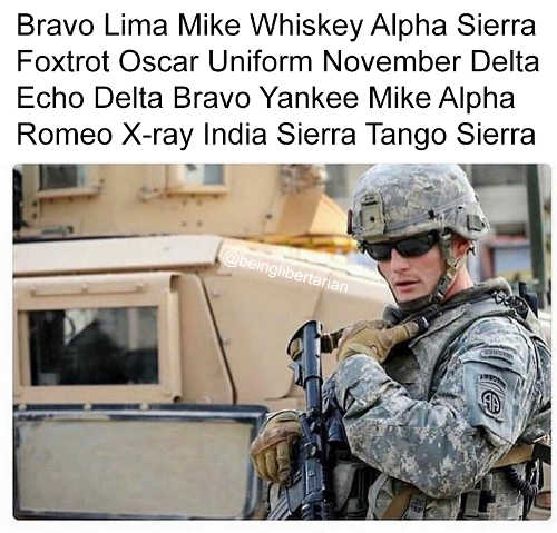 bravo lima mike whiskey blm was founded by marxists