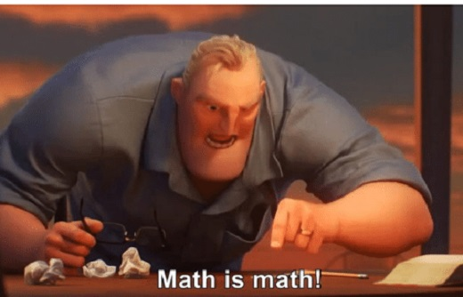 math is math incredibles