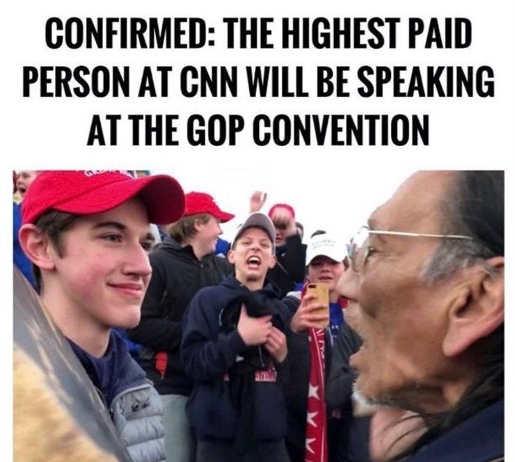 confirmed nick sandmann highest paid cnn speaking at gop convention