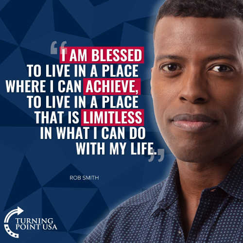 quote rob smith blessed live in place can achieve limitless life